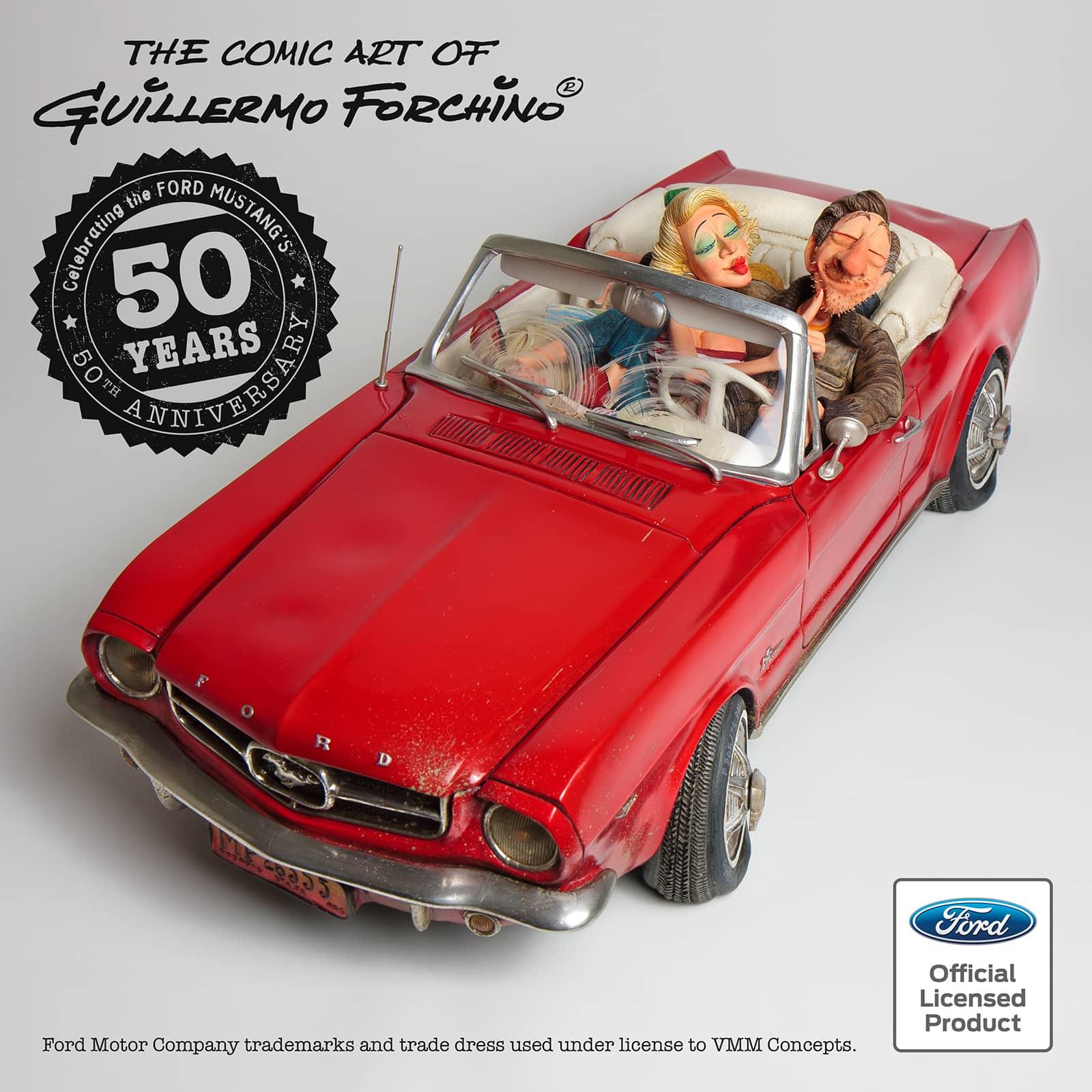 מכונית פורד מוסטנג 65'