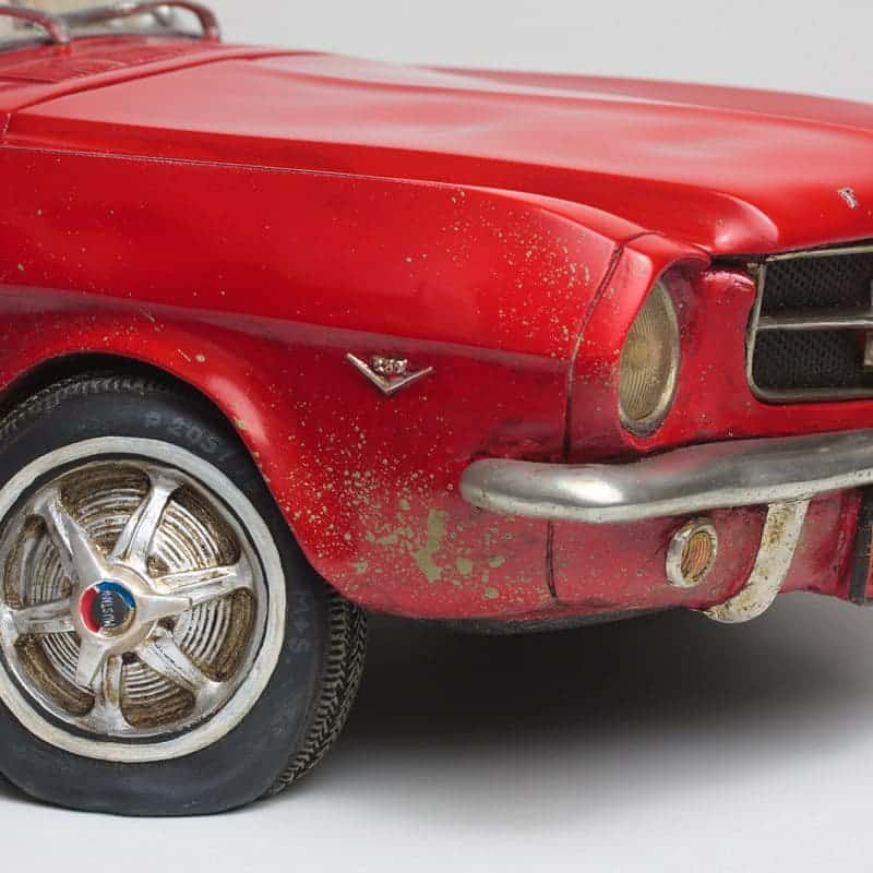 '65 Ford Mustang Convertible 6