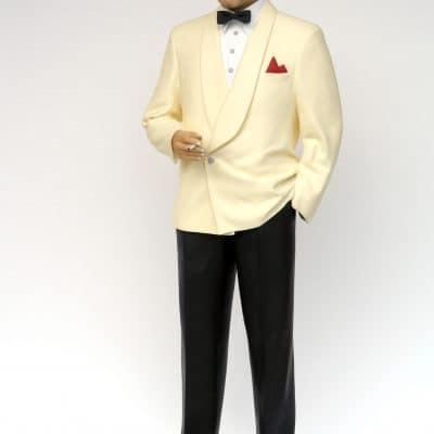 פסל של שחקן הקולנוע המפרי בוגרט