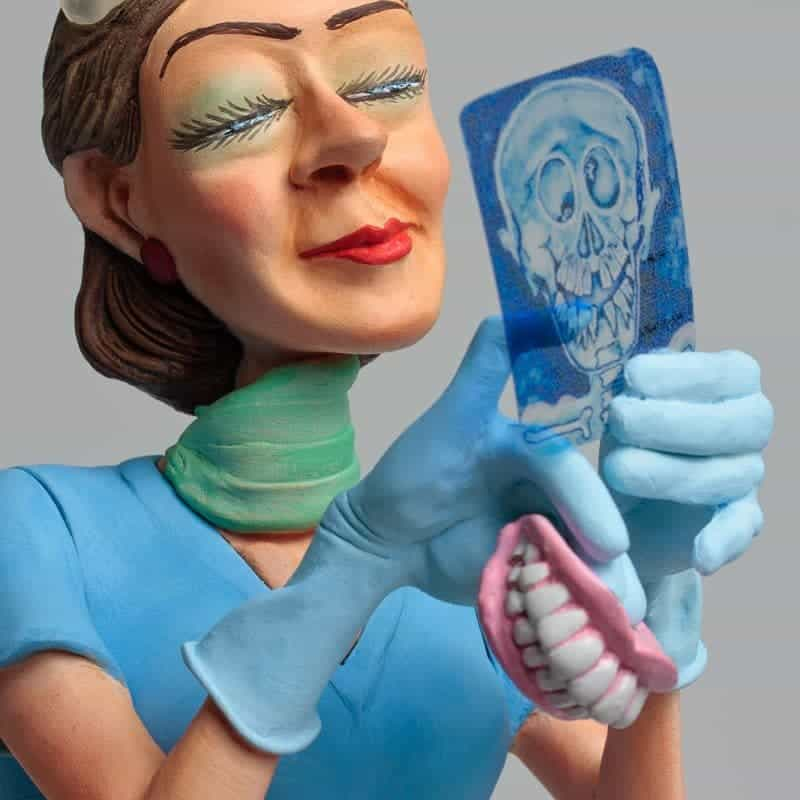 Lady Dentist Γאó Madame Dentiste 3