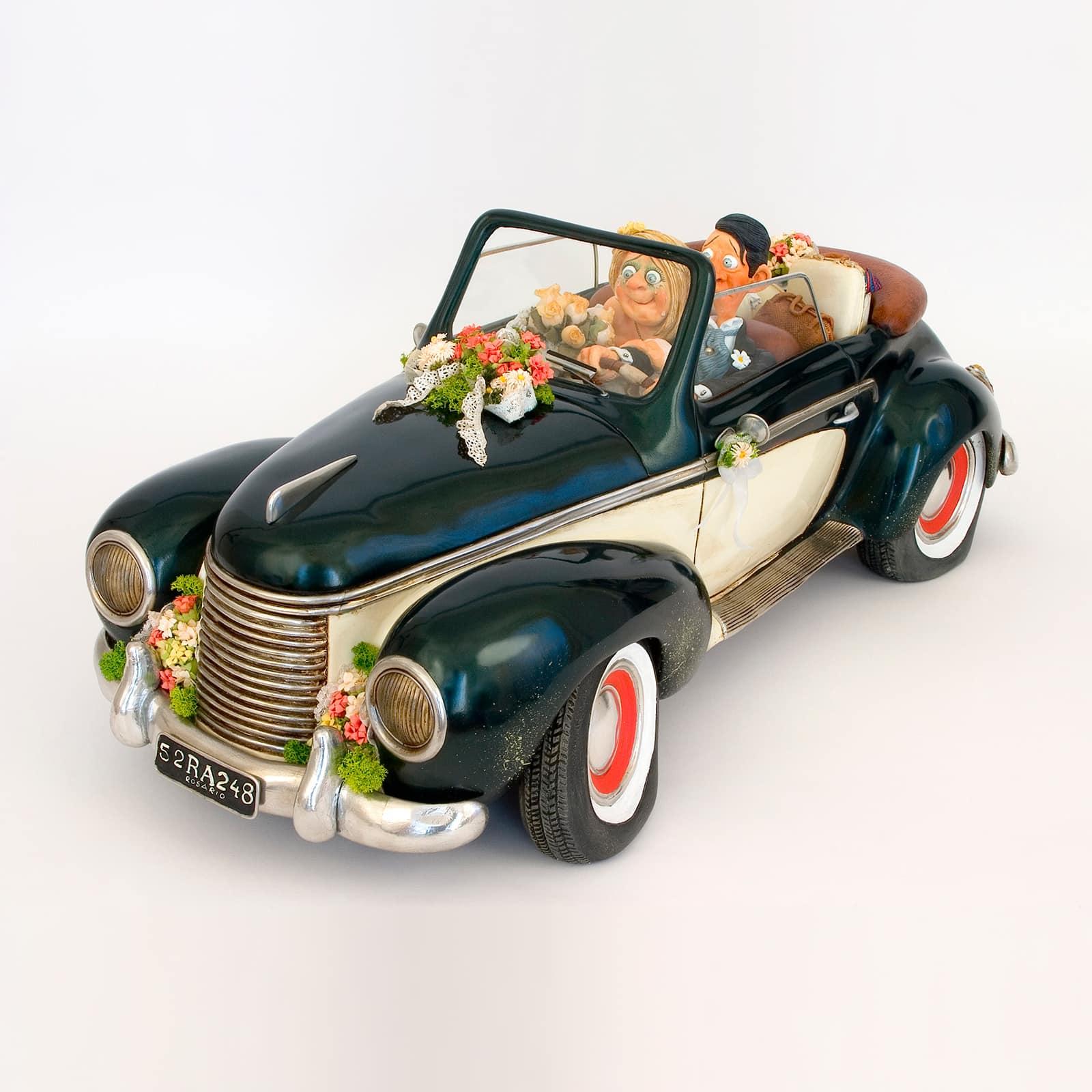 דגם מכונית חתן וכלה
