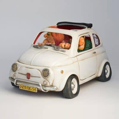 מכונית פיאט 500