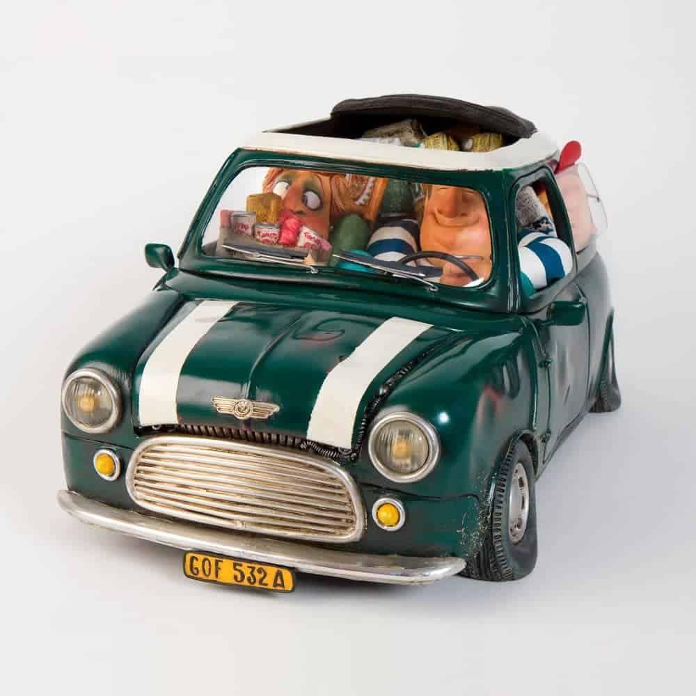 מכונית מיני מיינור