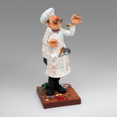 פסל של טבח