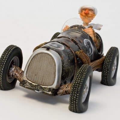 מכונית מרוץ עתיקה