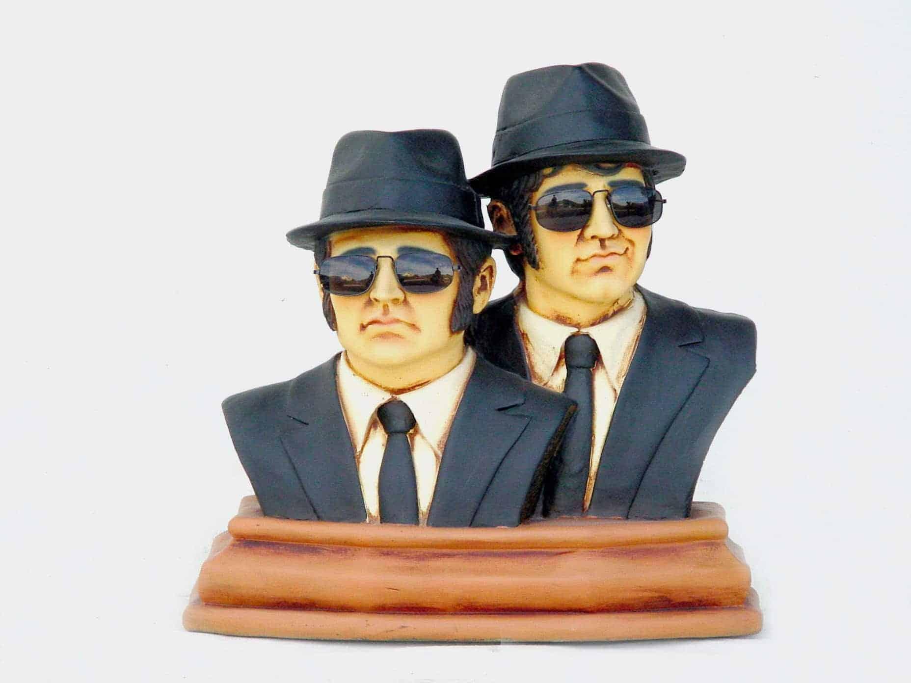 ראשים האחים בלוז