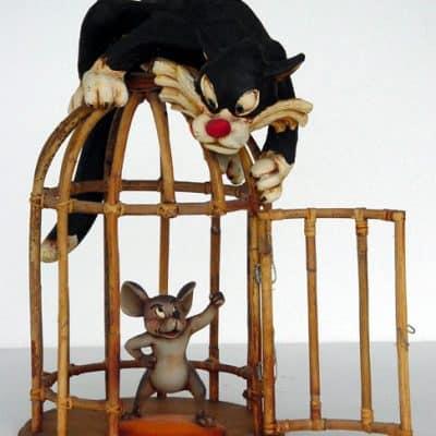 סילבסטר והעכבר