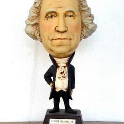 ראש גורג וושינגטון