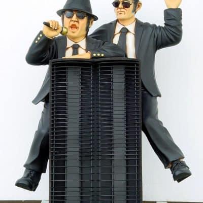 האחים בלוז דיסקים