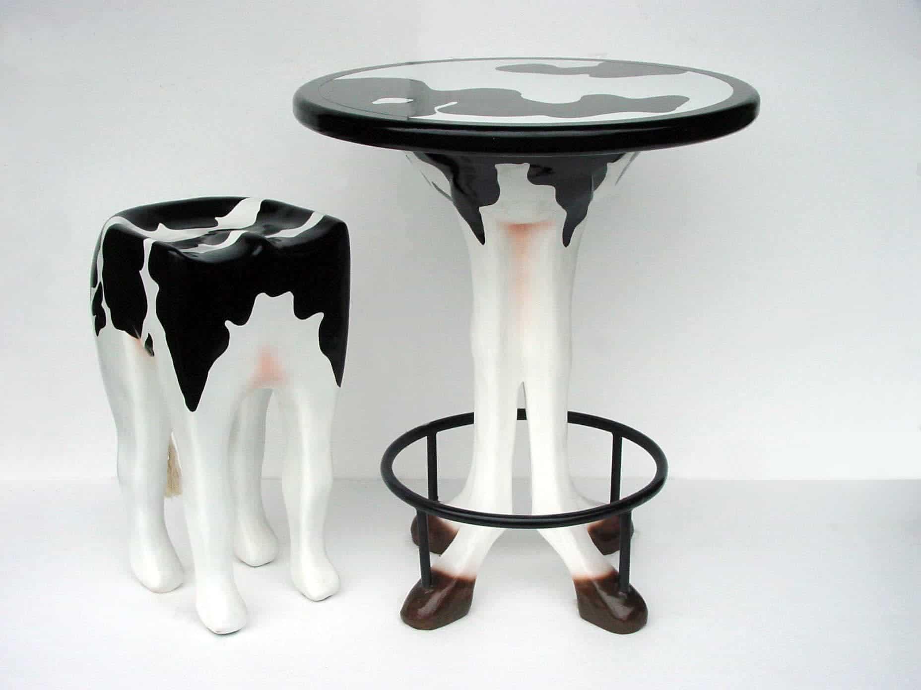 שולחן בר פרה