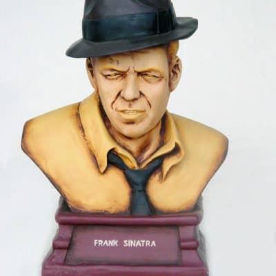 ראש פרנק סינטרה