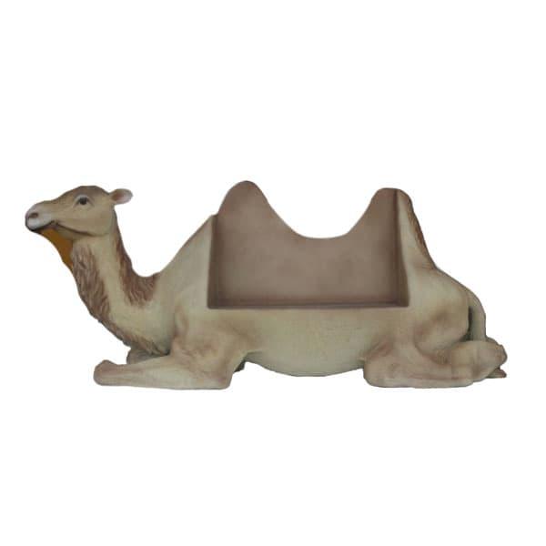 ספסל בצורת גמל