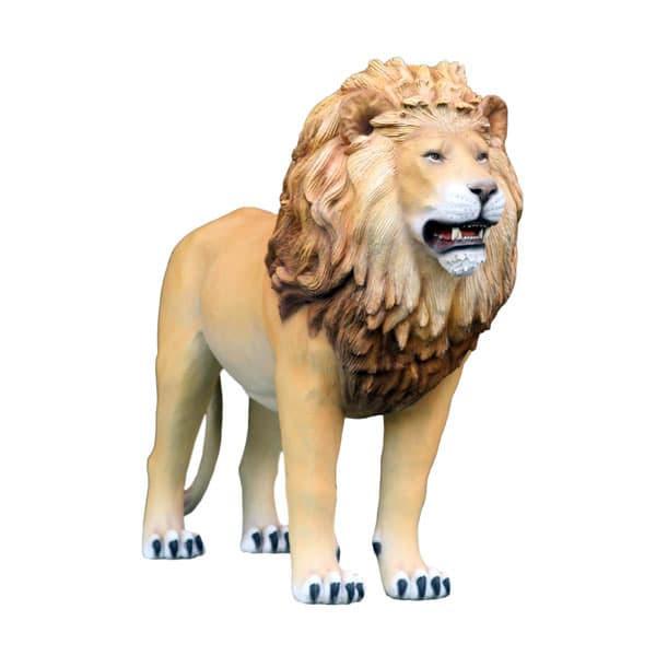 פסל של אריה קנייתי