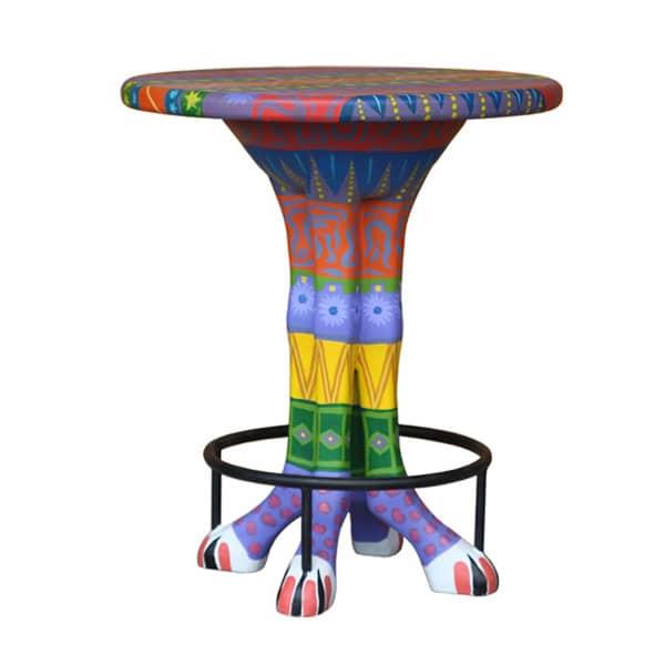 שולחן בר פופארט