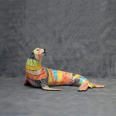 כלב ים פופ ארט