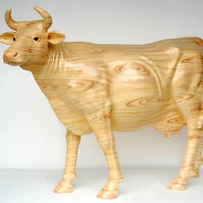 פרה מעץ