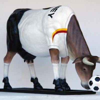 פרה כדורגל