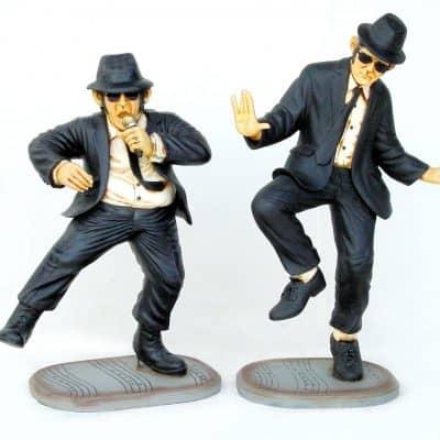 האחים בלוז רוקדים