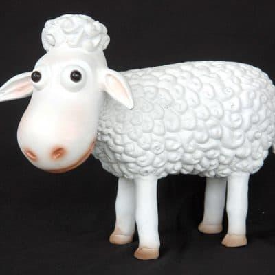 כבשה מצחיקה