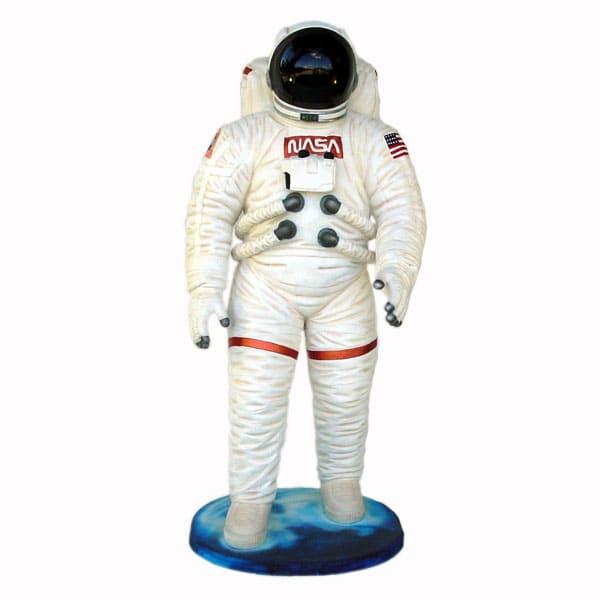 פסל של אסטרונאוט