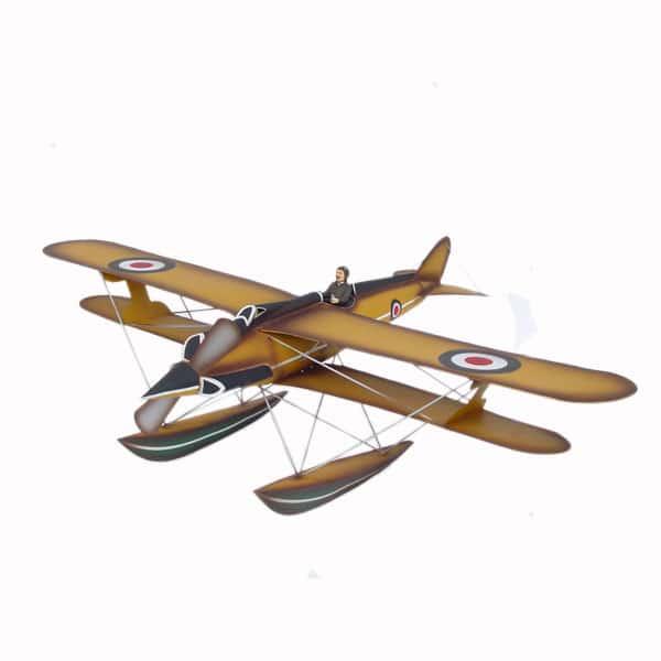 מטוס צהוב