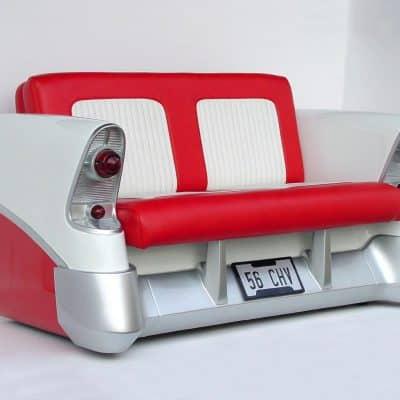 ספה בצורת רכב שברולט