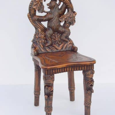 כיסא דב