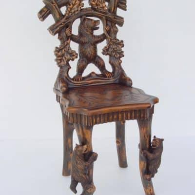 כיסא דב 2