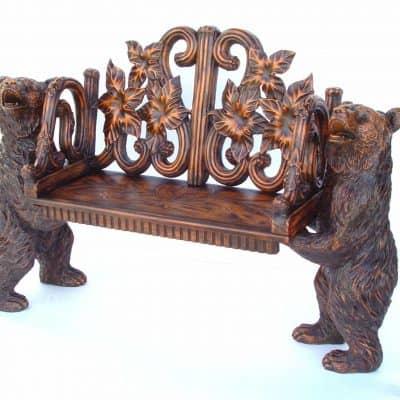 ספסל דובים