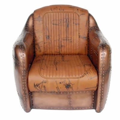 כסא ברונזה
