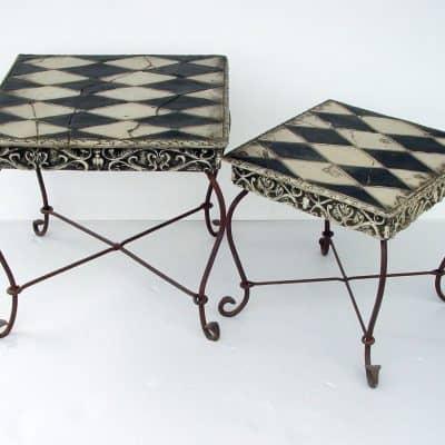 שולחן יהלומים
