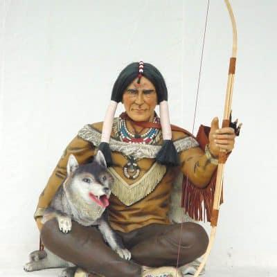 אינדיאני זאב