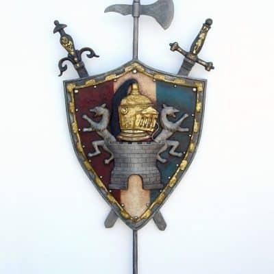 מגן 2 חרבות