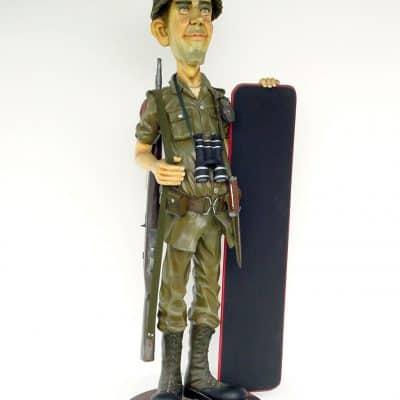 חייל תפריט