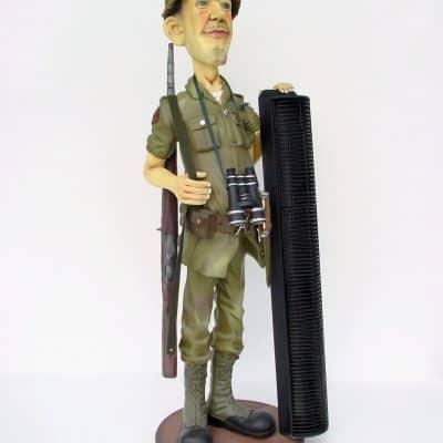 חייל דיסקים