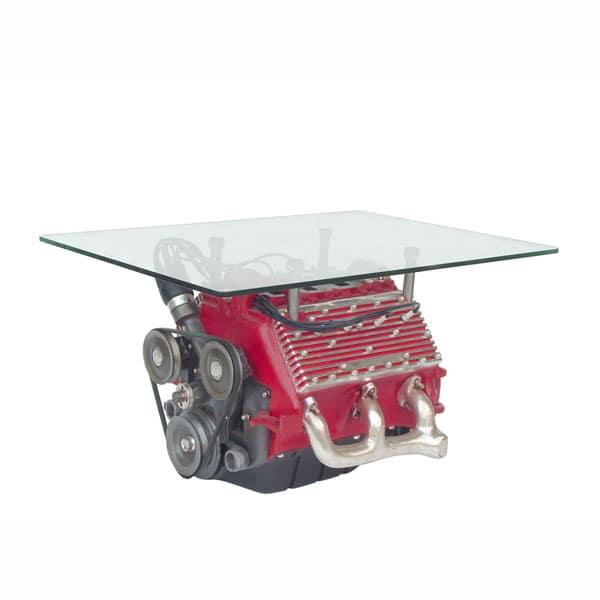 שולחן מנוע V8