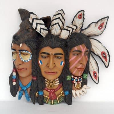 ראשי אינדיאנים
