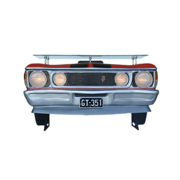 דלפק בר פורד GT