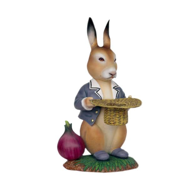 פסל של ארנב