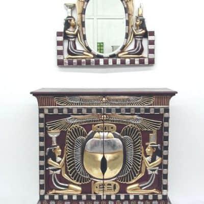 מראה בסגנון מצרים