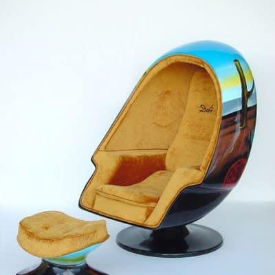 כורסא ביצה דאלי