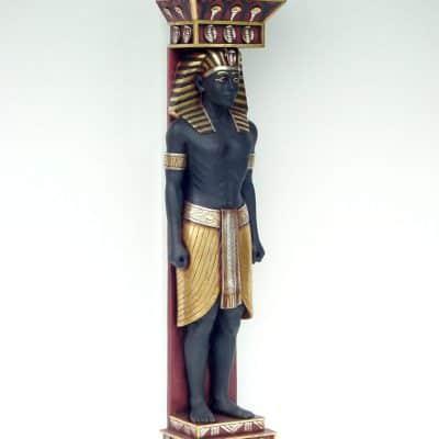 פסל של עמוד מצרי