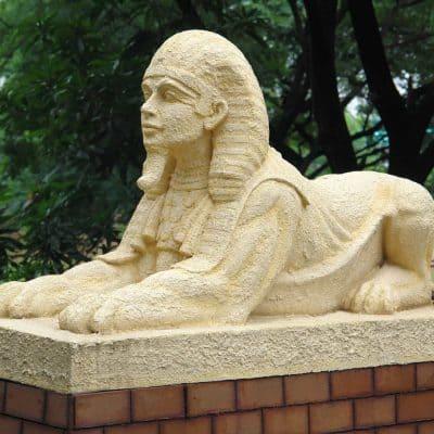 פסל של ספינקס