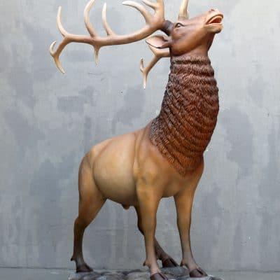 פסל של דישון
