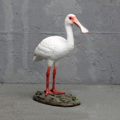 פסל של ציפור עוף