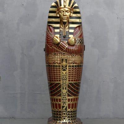 ארון קבורה מצרי של המלך