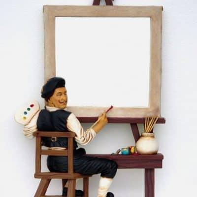 מראה צייר סלבדור דאלי