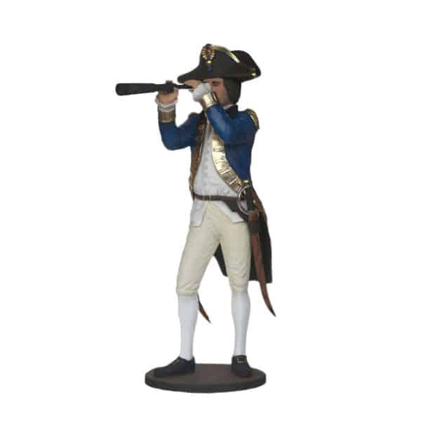 פסל של אדמירל נלסון