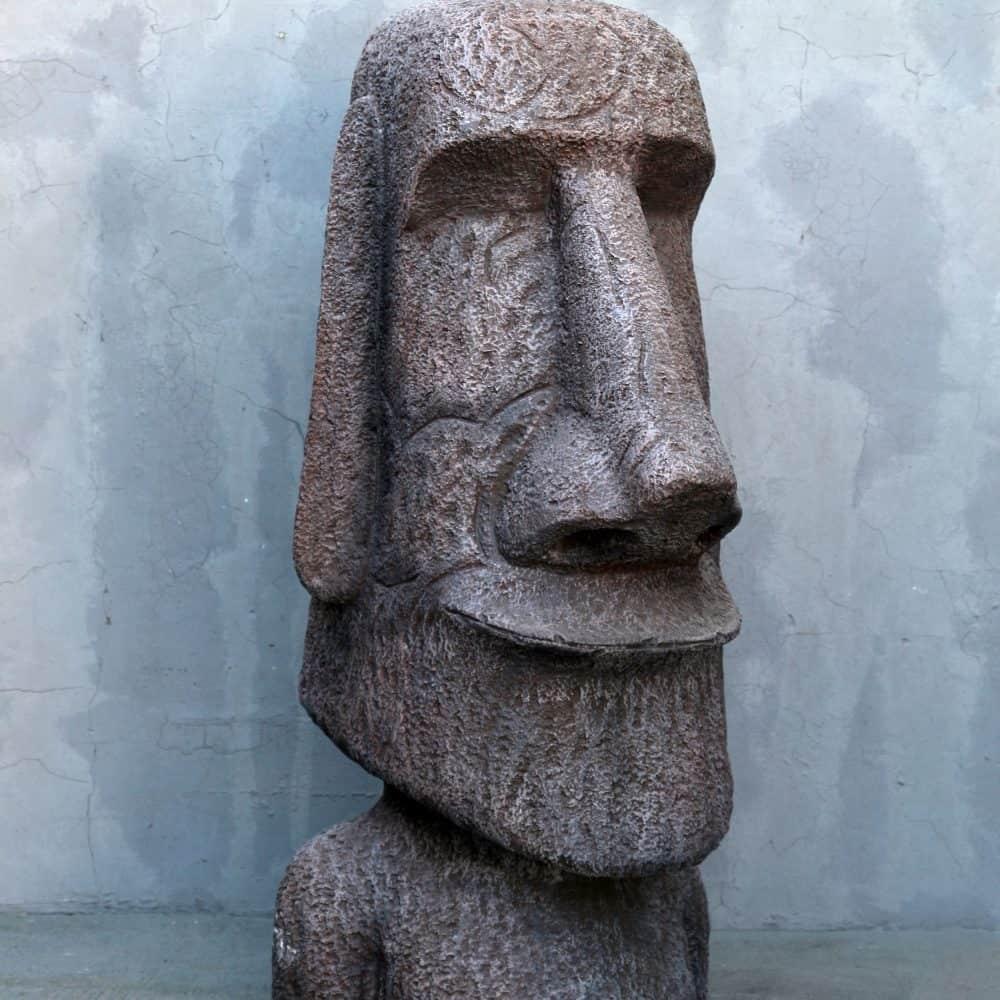 פסל ראש איי הפסחא