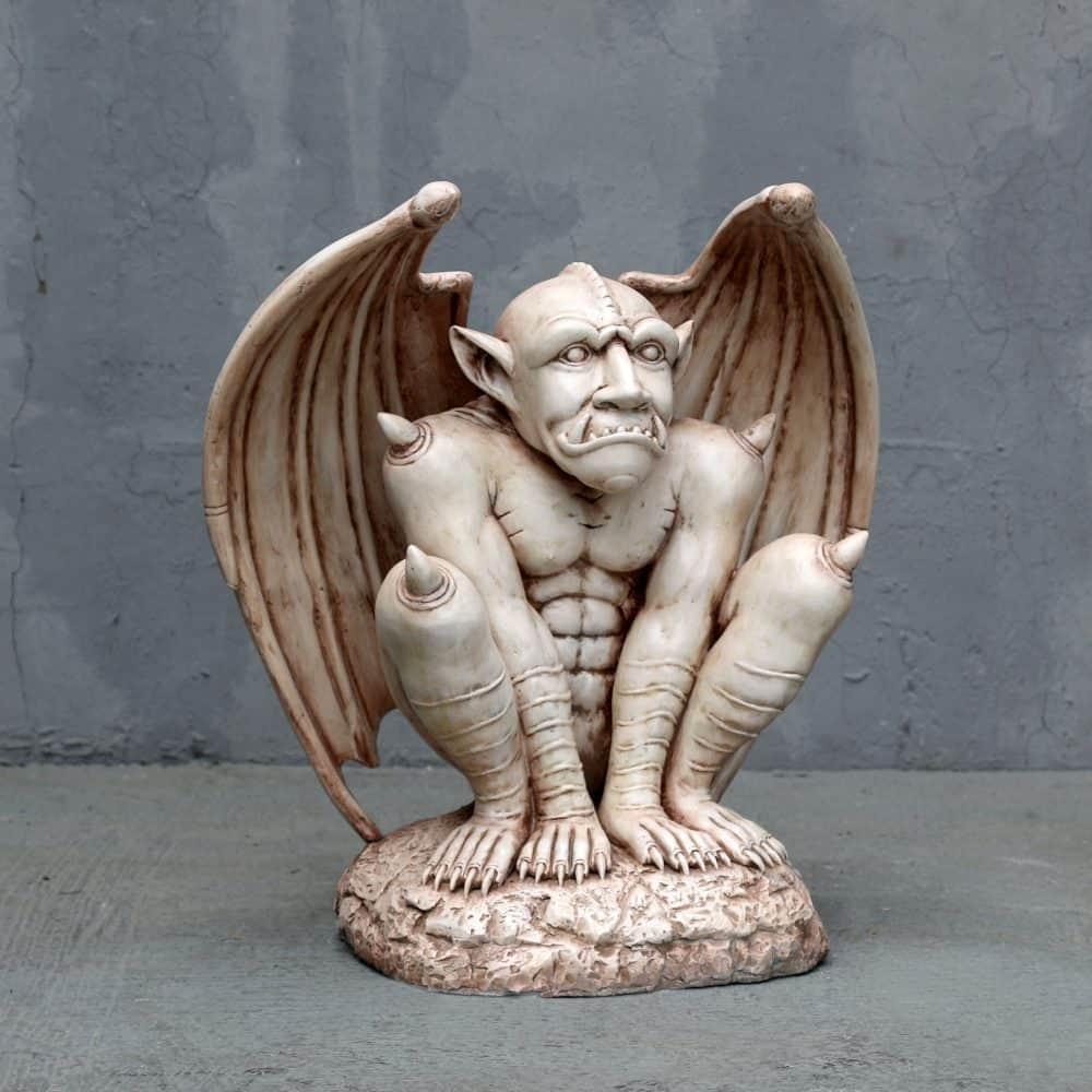 פסל של גרגויל